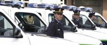 Seguridad: más policías en la calle y más patrulleros