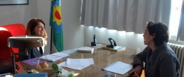La Presidenta del Concejo Deliberante adhirió con su firma al pedido de modificación de la Ley de Accidentes de Transito