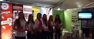 Olavarría se distingue en la Expoindustria de Mar del Plata