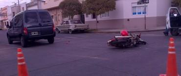 Accidentes de tránsito en la ciudad
