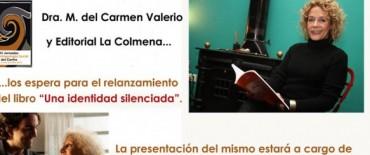 """Relanzamiento del libro """"Una identidad silenciada"""""""