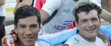 Recibimiento a Ricardo Rojas y Darío Arauz