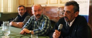 Azul: se lanzó la primera mesa de diálogo por el uso racional de agroquímicos de la Provincia