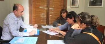 El municipio entregó un subsidio a la Escuela Primaria Nº 79 de Loma Negra