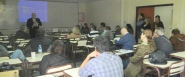 Comenzaron las Jornadas de Antropología en la Facultad de Ciencias Sociales