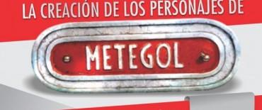 El creador de los personajes de Metegol en Olavarría