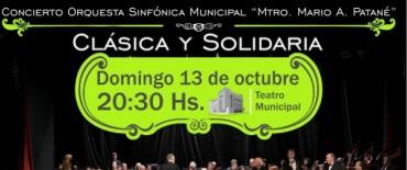 Ya pueden adquirirse las entradas para el nuevo concierto de la Sinfónica Municipal