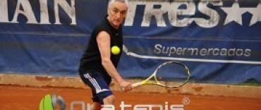 Avanza la el abierto de tenis  en La Pedrera