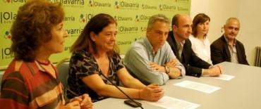 """Eseverri encabezó el anuncio de la 1° jornada barrial """"San Vicente está de Fiesta"""""""