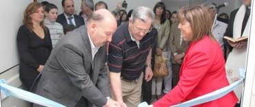 Azul: fue inaugurada la sala de internación quirúrgica en el primer piso del Hospital Pintos