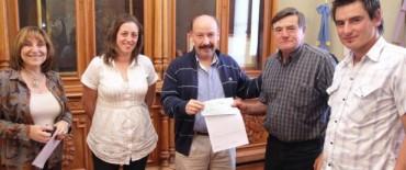Azul: se continúa capacitando a los integrantes de las cooperativas de Argentina Trabaja