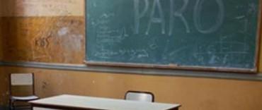 Paros en educación: con algunas escuelas sin clases pasó el jueves