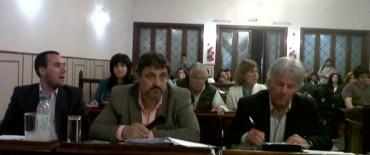 Sesionó el Concejo Deliberante por casi cinco horas
