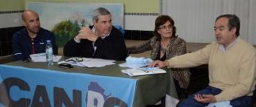 El FPV debatió sobre políticas públicas de producción para el sector rural