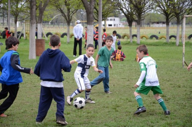 """Torneo Inter-barrial de Fútbol Infantil""""Néstor Kirchner"""""""