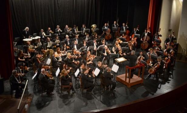 La Sinfónica Municipal brindó un gran espectáculo