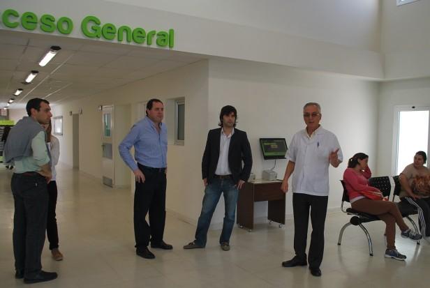 """Comenzó a funcionar la Guardia de Adultos """"Dr. Felipe Barresi"""" del Hospital Municipal"""