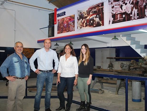 """El Museo Municipal de Sitio """"Hnos Emiliozzi"""" se prepara para abrir sus puertas"""
