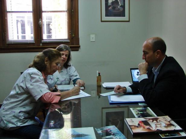El Municipio entregó un subsidio a CORIM