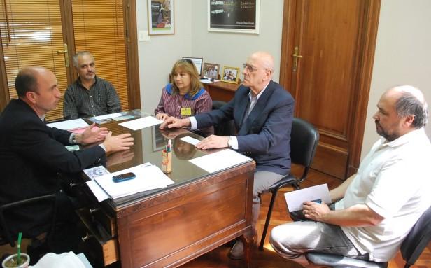 La Biblioteca Popular 1º de Mayo recibió una ayuda para solventar los gastos de mantenimiento