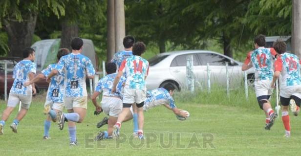 Rugby. Amplia victoria de Los Toros
