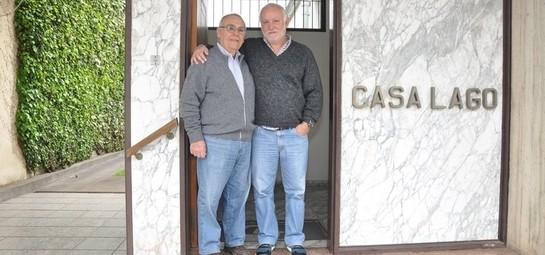 CIEN AÑOS DE CASA LAGO SA