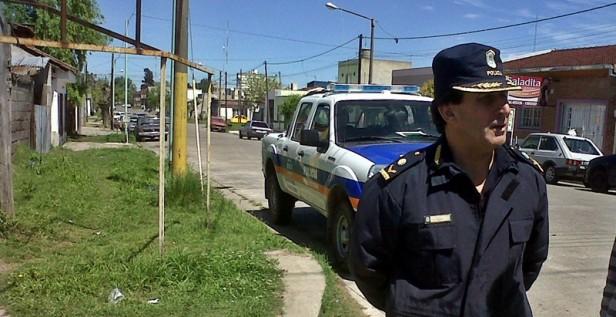 Allanaron dos domicilios por el robo de 25 mil pesos de una vivienda