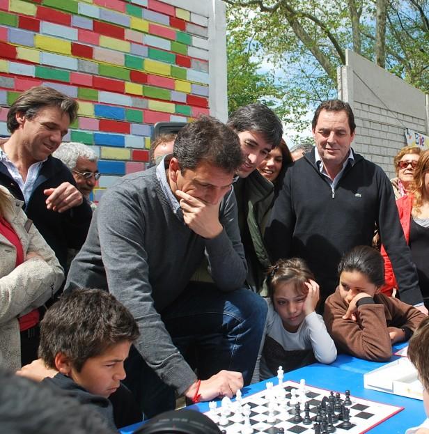 """Vitale: """"el domingo los bonaerenses votaran a Sergio Massa por el futuro y para terminar con las confrontaciones"""""""