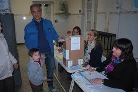 Elecciones 2013: Donde votan los candidatos