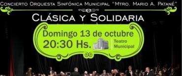 """Nuevo concierto del ciclo """"Clásica y Solidaria"""""""
