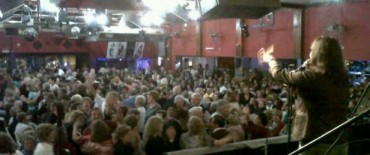 Más de mil personas en la fiesta regional del jubilado