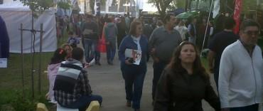 Expo Olavarría 2013: masiva asistencia de público