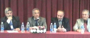 Inauguró el XI Congreso Internacional de Cerámica, Vidrios y Suministros