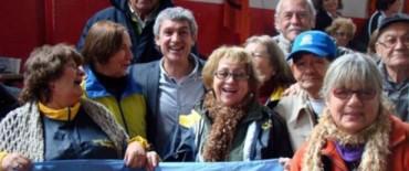Los Juegos BA: los abuelos están en Mar del Plata