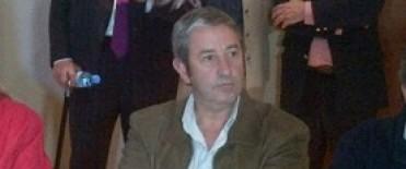 Julio Cobos en Olavarría