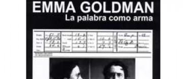 La palabra como arma Emma Goldman