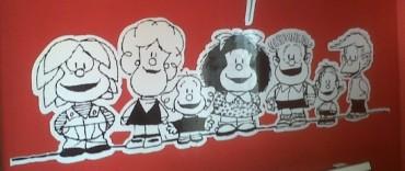 """""""El Mundo según Mafalda""""  en el Centro Cultural"""