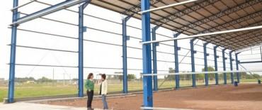 Se proyecta una inversión privada de $50.000.000 en el Sector V del Parque Industrial