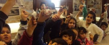 Ya comenzaron los talleres de origami en los Museos Municipales de los Pueblos
