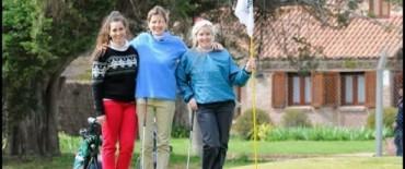 Nutrida actividad golfìstica en Estudiantes