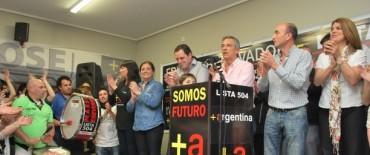 El Frente Renovador mete los tres candidatos a Senadores