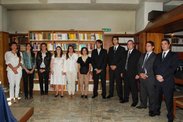 Una nueva Jura de profesionales tuvo lugar en el Colegio de Abogados de Azul