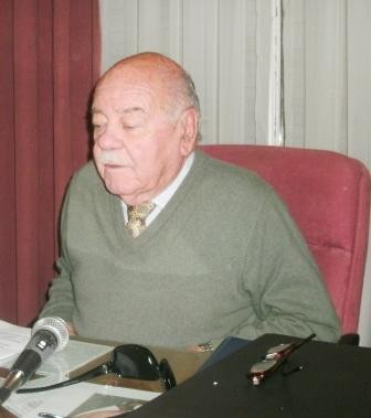 En Rauch operaron al Intendente Ugarte: le extirparon un tumor