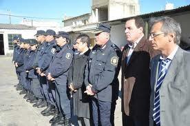 Incorporan 16 nuevos efectivos policiales en Olavarría