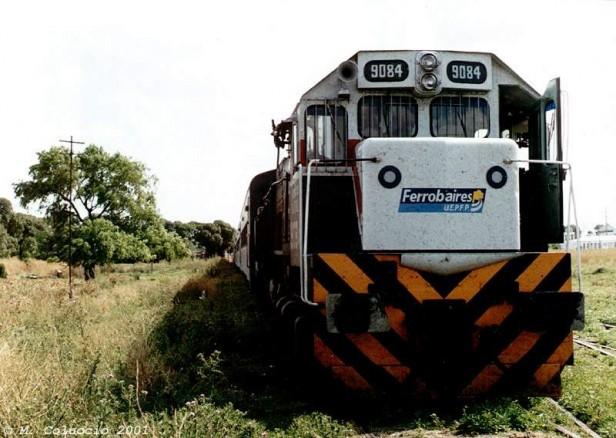Pedido de informes sobre la empresa Ferrobaires