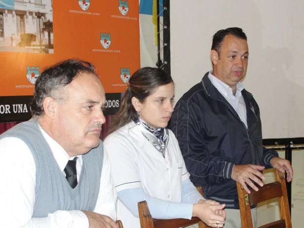 """General Alvear: Comenzaron los cursos de capacitación para beneficiarios del programa """"Becas"""""""