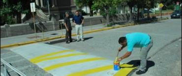 Tránsito en Olavarría: Durante el 2011 el cruce con más accidentes fue España y Sarmiento