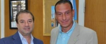 Mario Caputo se reunió con el Ministro de Asuntos Agrarios de Provincia