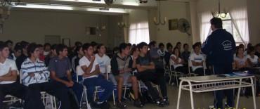 Comenzaron las clases en Educación Física