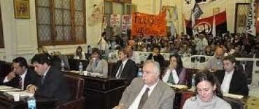 Nuevamente el Presupuesto Municipal quedó trabado en el Concejo
